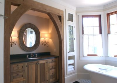 "Cypress vanity<br/><span class=""gallery-courtesy"">Courtesy The Carver Group</span>"