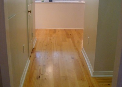 "Cypress flooring.<br/> <span class=""gallery-courtesy"">Courtesy Custom Lumber Manufacturing Company</span"