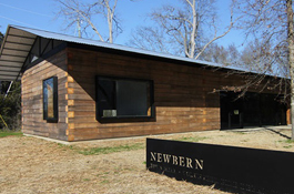 Cypress Timbers are the Building Blocks of Newbern