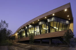 Cypress Transforms a Brownfield Site into the Award-Winning Trinity River Audubon Center