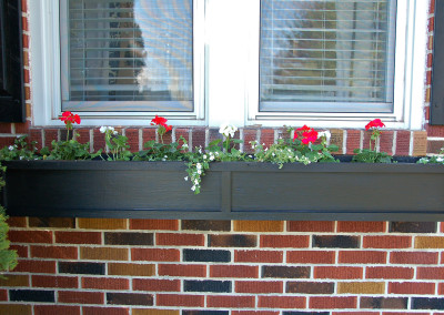Cypress Window Box