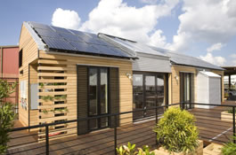 Cypress Helps BeauSoleil Radiate at the Solar Decathlon
