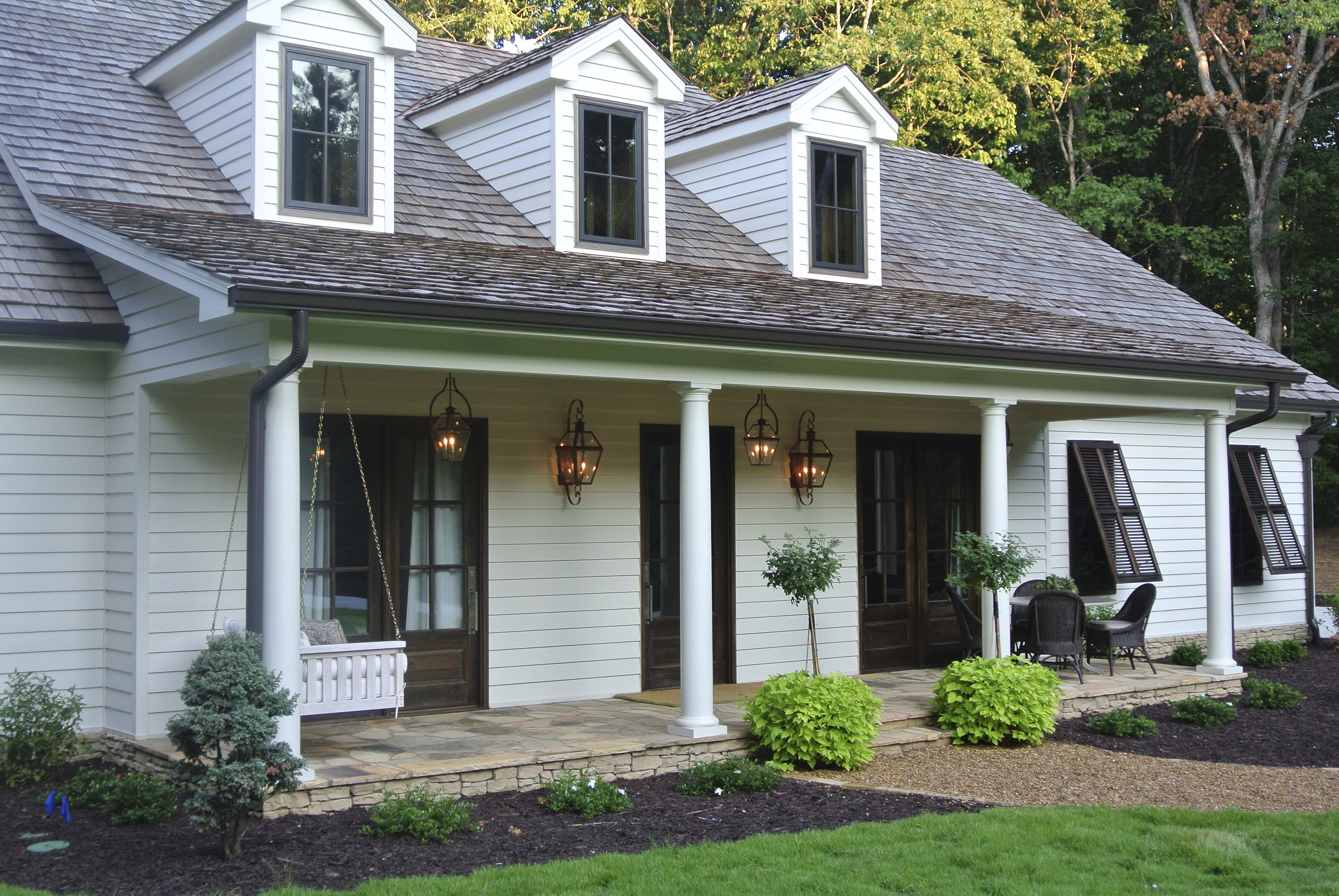Cypress The Natural Choice For Siding